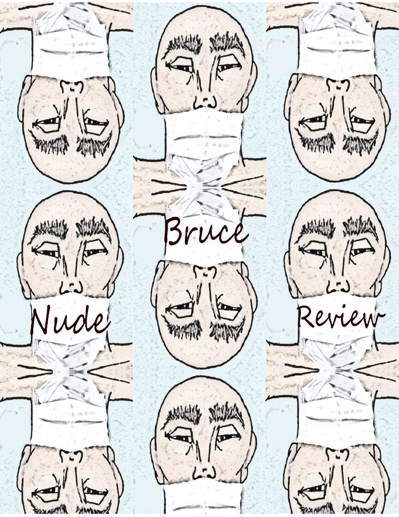 Nude Bruce Review Issue 10 Cover